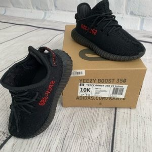 finest selection 29cbd 5f6f9 Used infant/kids yeezy boost 350